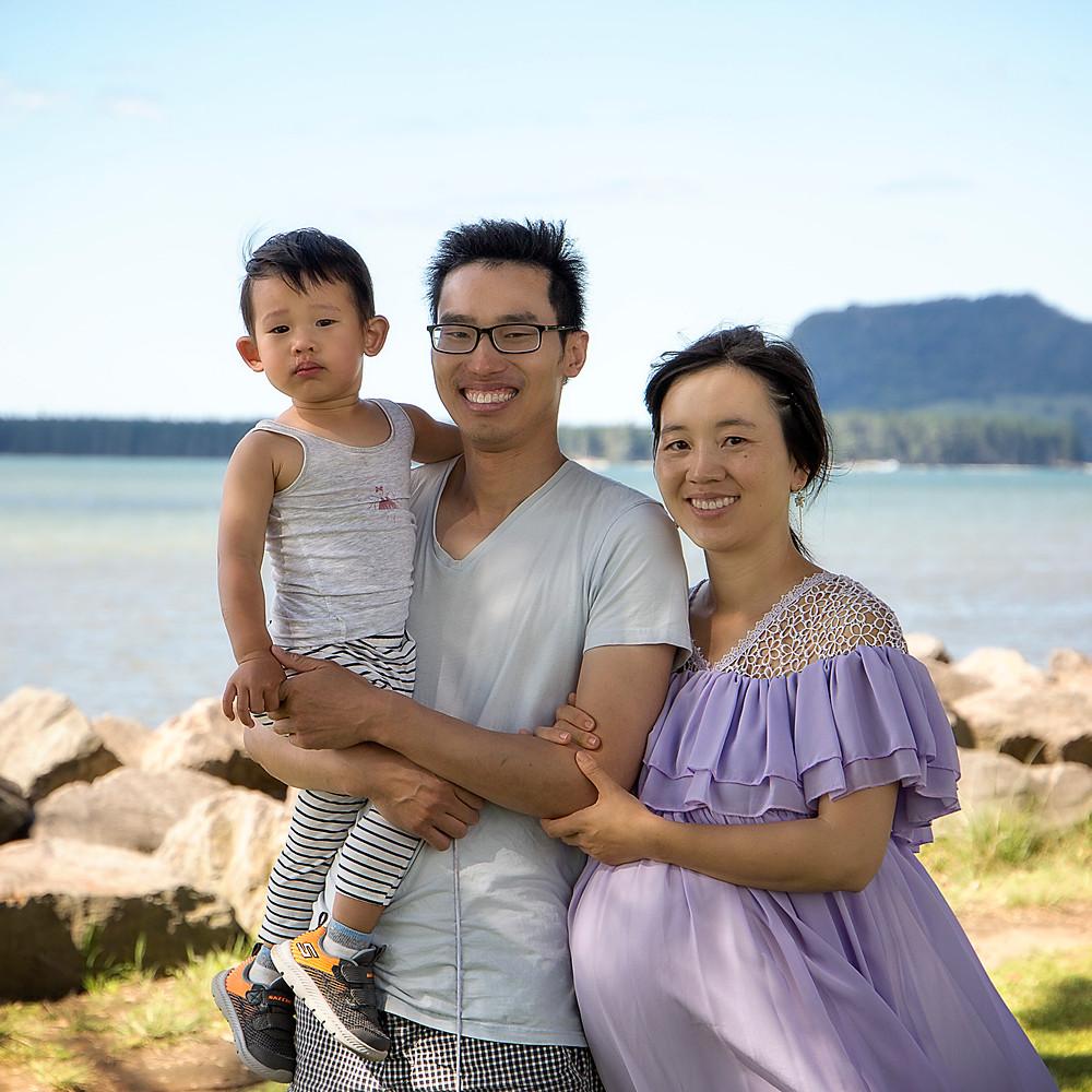 Cai Family