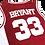 Thumbnail: Kobe Bryant Lower Merion Basketball Jersey