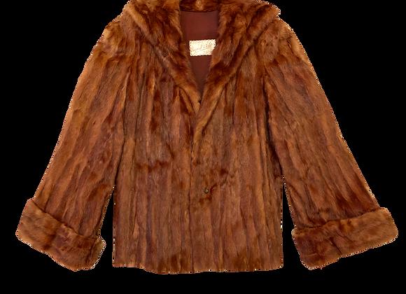 Archive Fur Coat