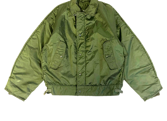 Archive Insulated Military Jacket