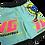Thumbnail: Archive Aqua Volleyball Shorts