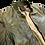 Thumbnail: Archive Trussardi Olive Green Leather Jacket