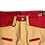 Thumbnail: Gold & Red Cargo Utility Pants
