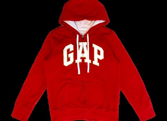 Archive Red GAP Zip-Up Sweatshirt