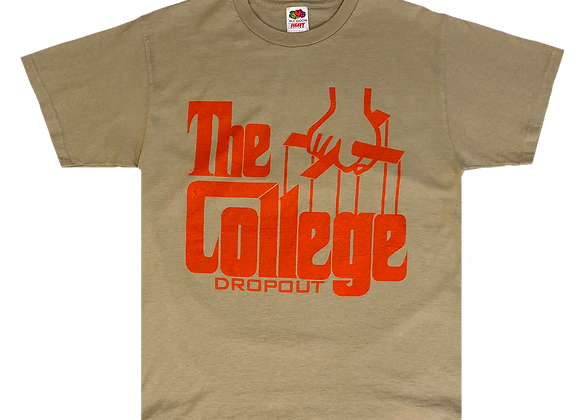 The College Dropout Tour Tee