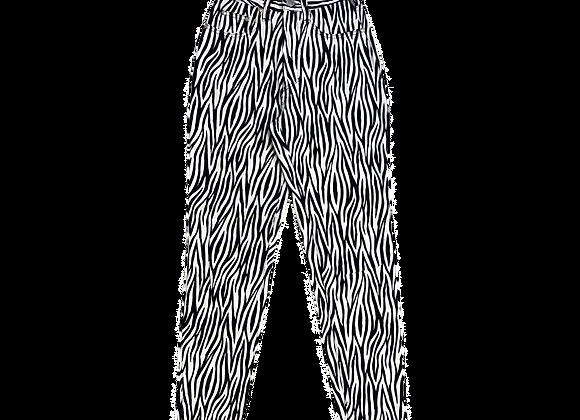 90's Gianni Versace Zebra Pants