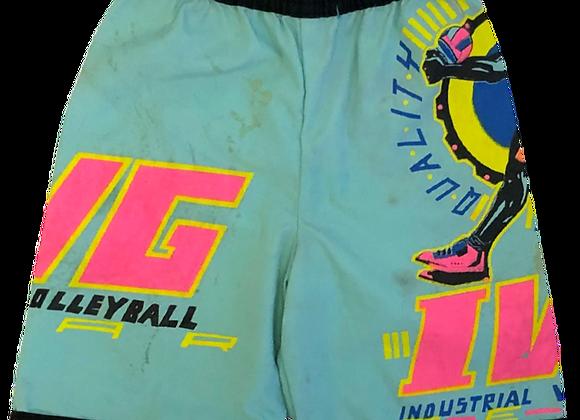 Archive Aqua Volleyball Shorts