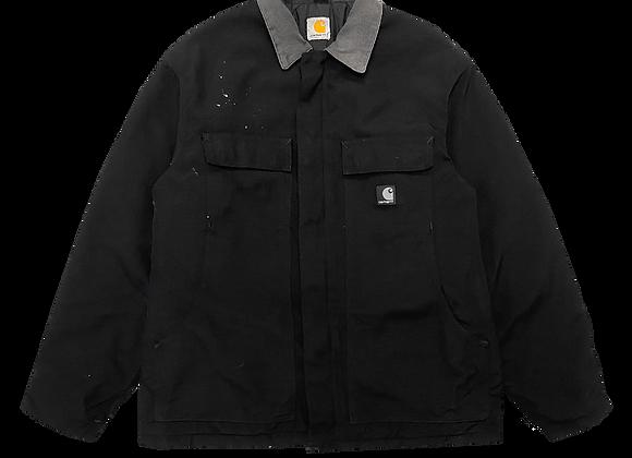 Archive Black Carhartt Chore Coat