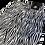 Thumbnail: 90's Gianni Versace Zebra Pants