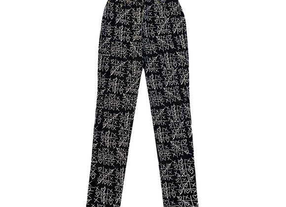 Archive Moschino XOXO Pants