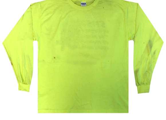 High Visibility Jesus Long-sleeve