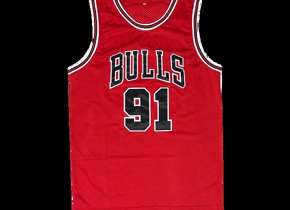 Archive Chicago Bulls Dennis Rodman Jersey