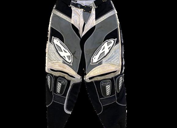 Monochrome Motorcross Pants