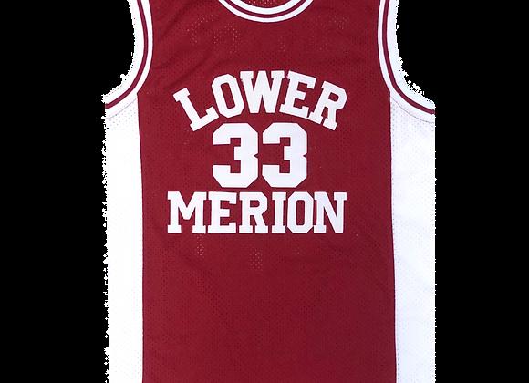 Kobe Bryant Lower Merion Basketball Jersey