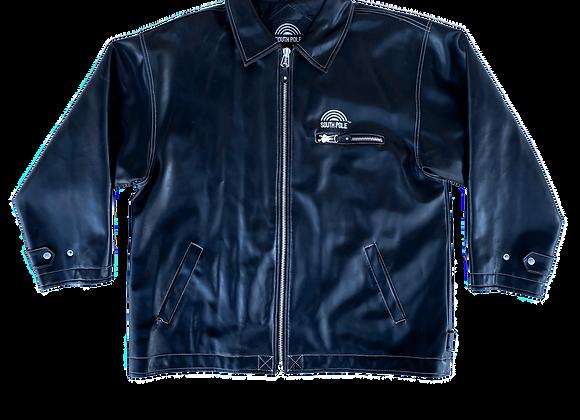 Archive  Southpole Faux Leather Jacket