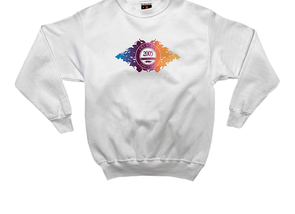 Fruition Vineyards Ombre Crewneck Sweater
