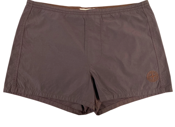 Archive Stone Island Coffee Swimming Trunks