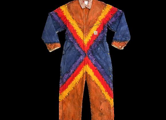 Tie-Dye Carhartt Jumper