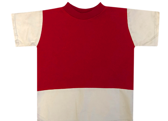 Archive Colorblock Paneled Tee
