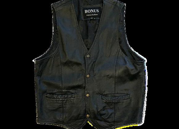 Archive Bonus Leather Vest
