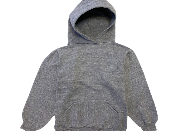 Archive Heather Gray Hoodie