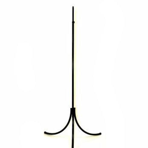 Pedestal para Banner Fixo - Preto