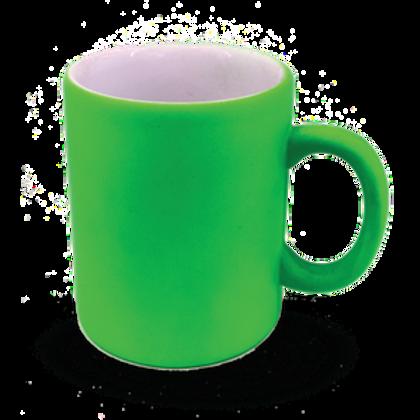 Caneca Neon / Fluor Verde