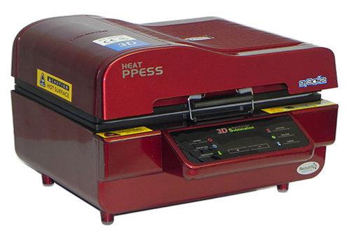 Prensa 3D - Caneca, Capa Celular e Outros