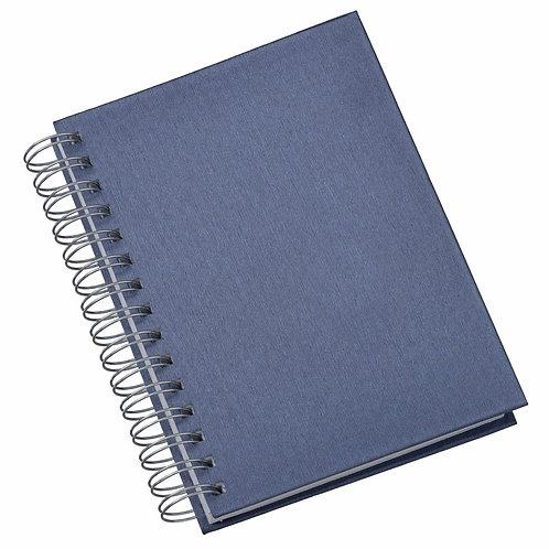 Agenda Wire-O Azul Ref. 281L