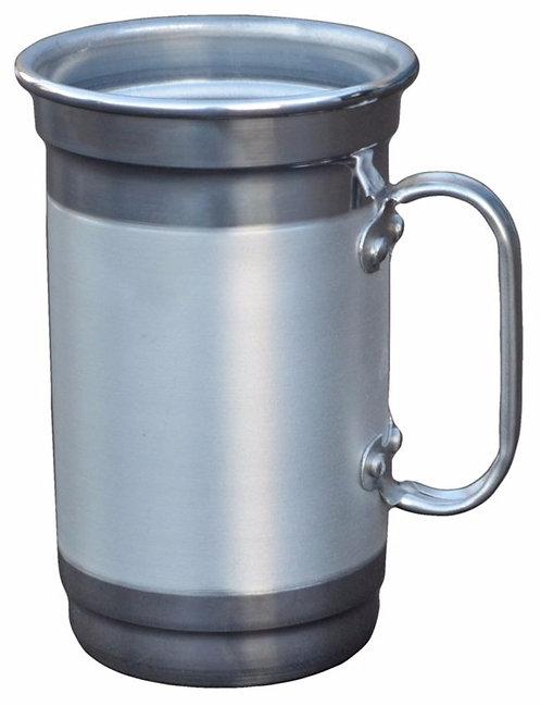 Caneca Chopp Aluminio