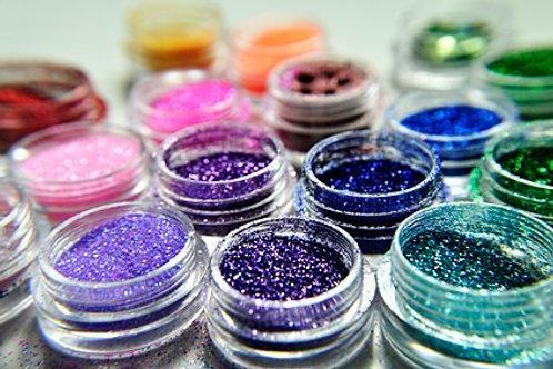 Glitter para Serigrafia