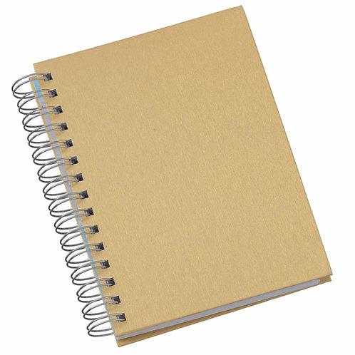 Agenda Wire-O Ouro Ref. 286L