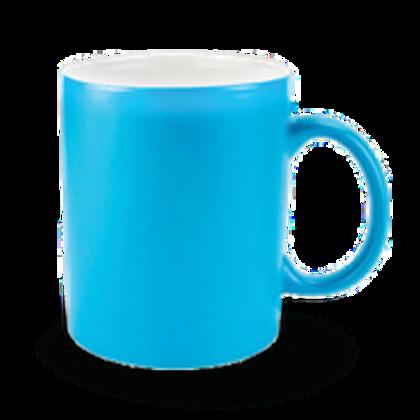 Caneca Neon / Fluor Azul
