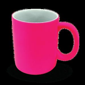 Caneca Neon / Fluor Rosa
