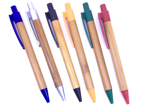 Caneta Bambu Color