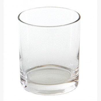 Copo Vidro Transparente para sublimação