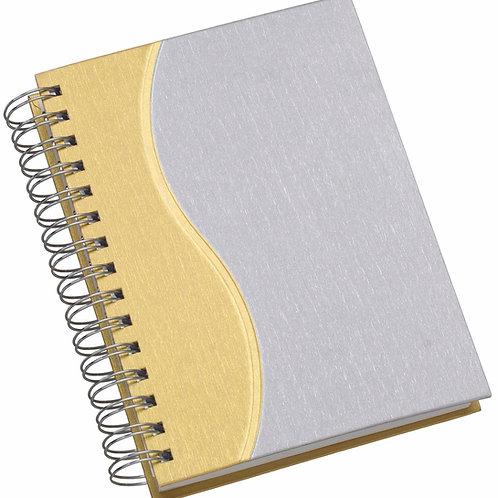 Agenda Wire-O S Ouro Ref. 286LS
