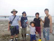 アナジャコ釣り1.JPG