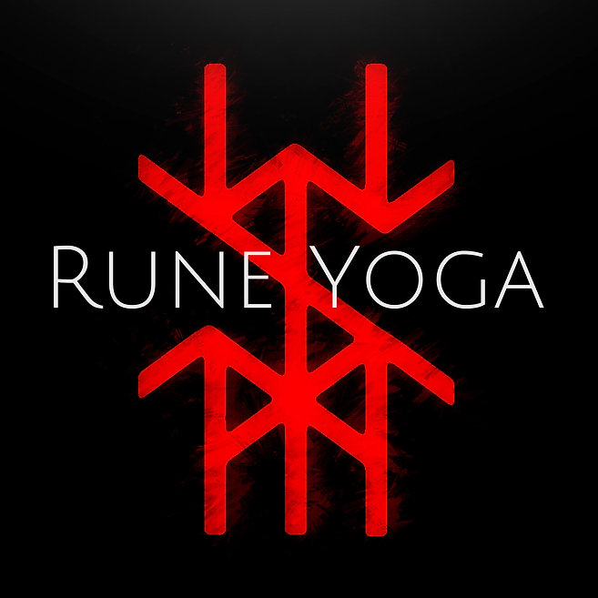 Rune Yoga Logo