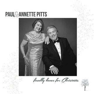 Paul & Annette Pitts Christmas CD