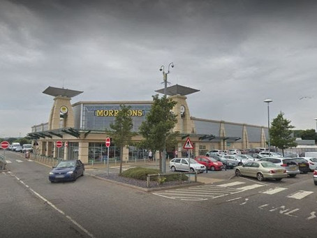 Morrisons at Cribbs Causeway closed due to roof collapse