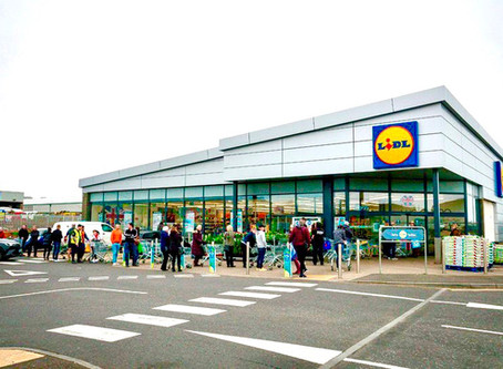 'We are so grateful': Lidl donating fresh fruit and vegetables to NHS staff across the UK