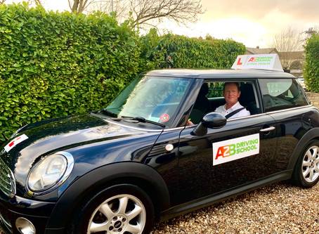 Our Chief Driving Instructor Christian awarded 'UK Driving Instructor of the Year 2019'