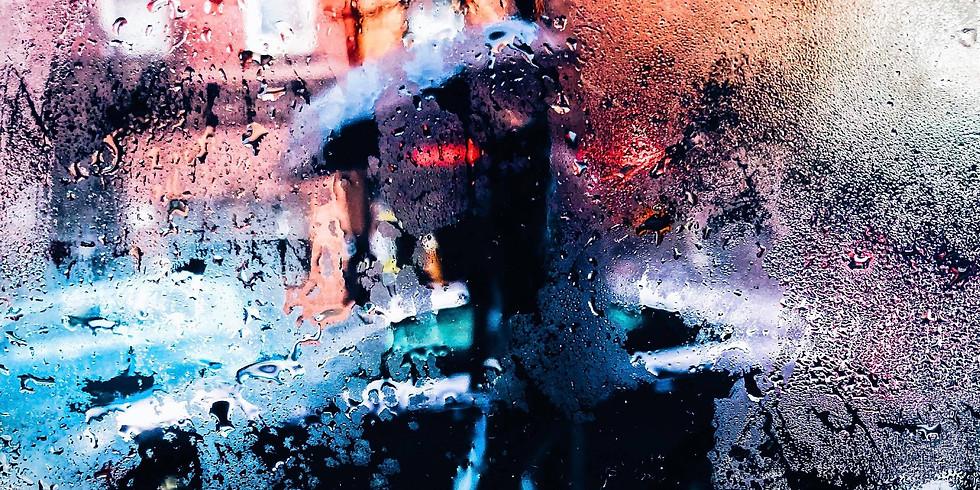 *満席*《日曜ギャラリーM&R》6月『雨』雨の匂い、雨のあるところ。