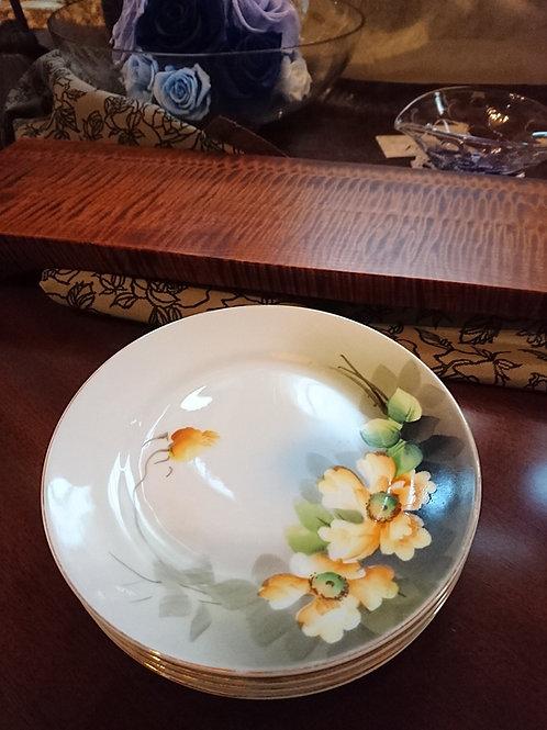 Ceramic/セラミック Old Noritake Plate Set/オールドノリタケ絵皿セット