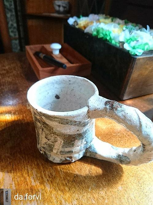 Ceramic/セラミック 中島志野珈琲マグNakashima Shino Coffee Mug