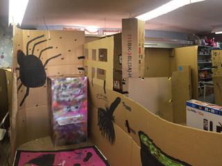 Haunted Escape Room @ Mini Maker Faire Oct 22, Oakland Temescal District!