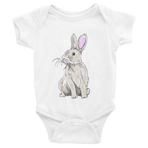 Rabbit Infant Bodysuit