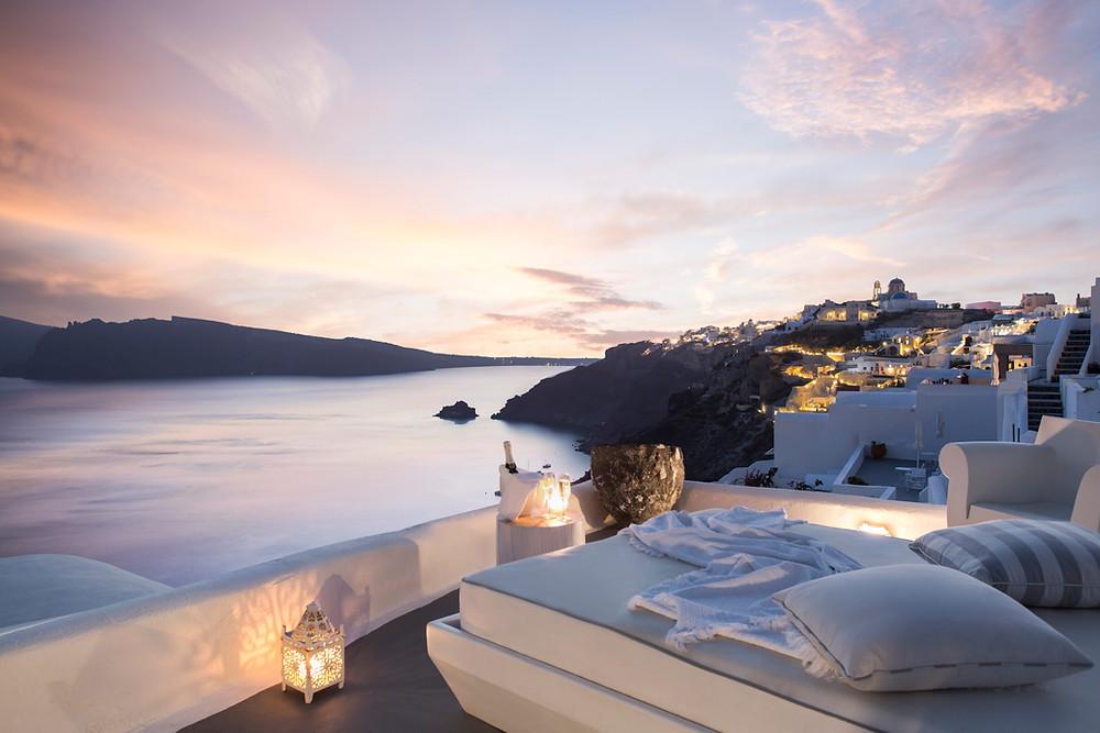 Kirini Suites & Spa, Santorini