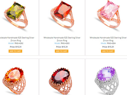Jewelry trends of 2021 are disclosed..